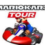 Logo de Mario Kart Tour