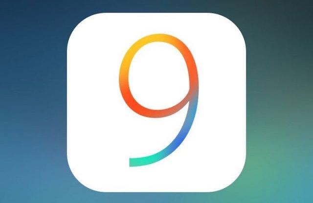 Logo de iOS℗ 9