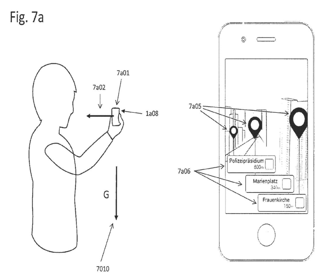 Una nueva patente registrada por Apple muestra unas gafas