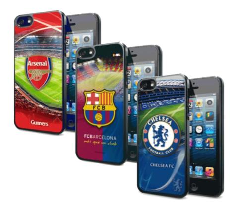 Fotboll skal iPhone5