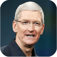 tim cook icon