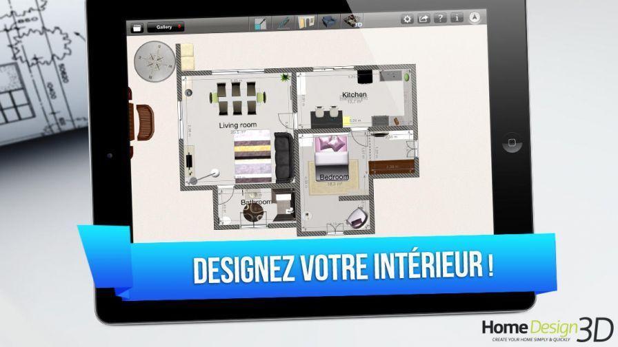 Home Design 3D La Version 2 8 Ajoute 50 Objets Et Ambiances