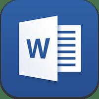 microsoft-word-pour-ipad ipa ipad