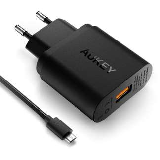 Aukey PA-T9 Qualcomm Quick Charge 3.0 thuislader 18W