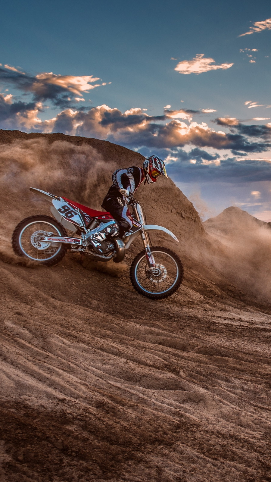 Motocross Stunt Iphone Wallpaper Iphone Wallpapers