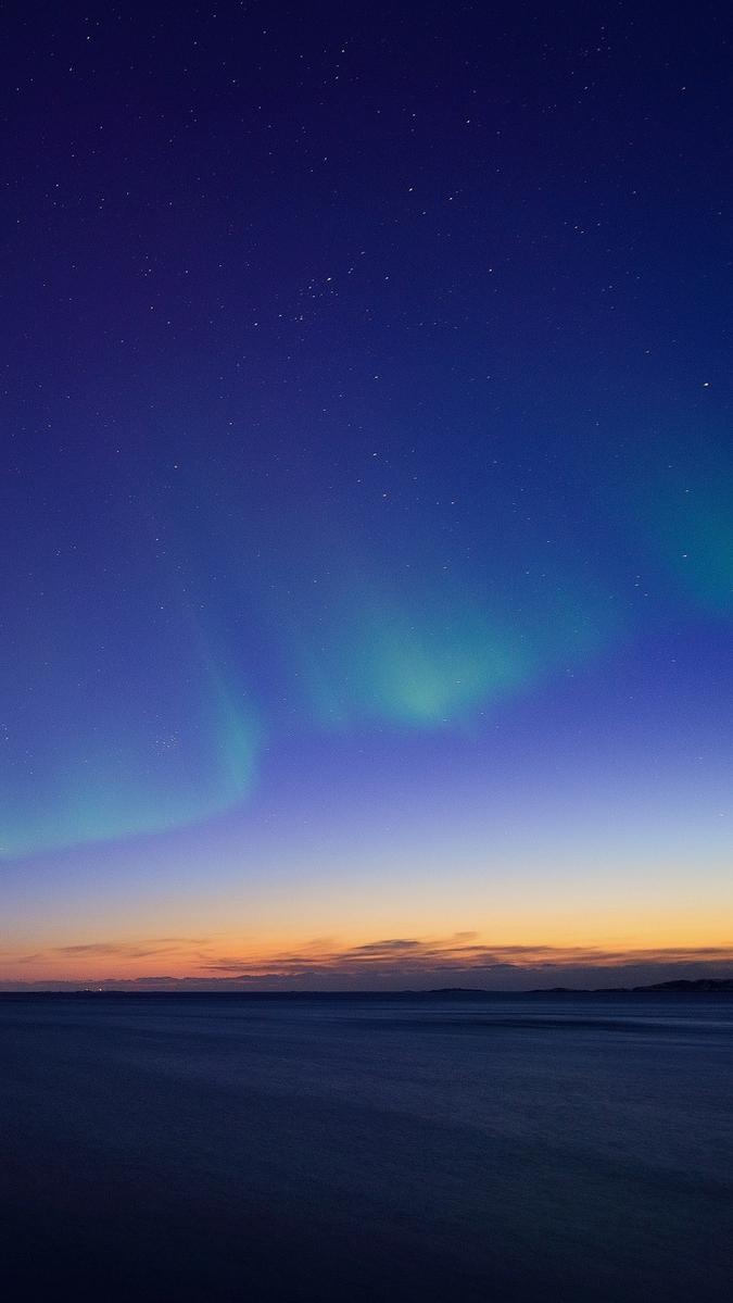 Northern Lights England