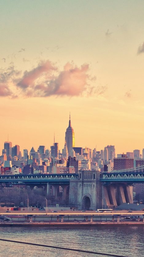 Hd Mac Wallpapers Cute Quotes New York Manhattan Bridge Iphone Wallpaper Iphone Wallpapers