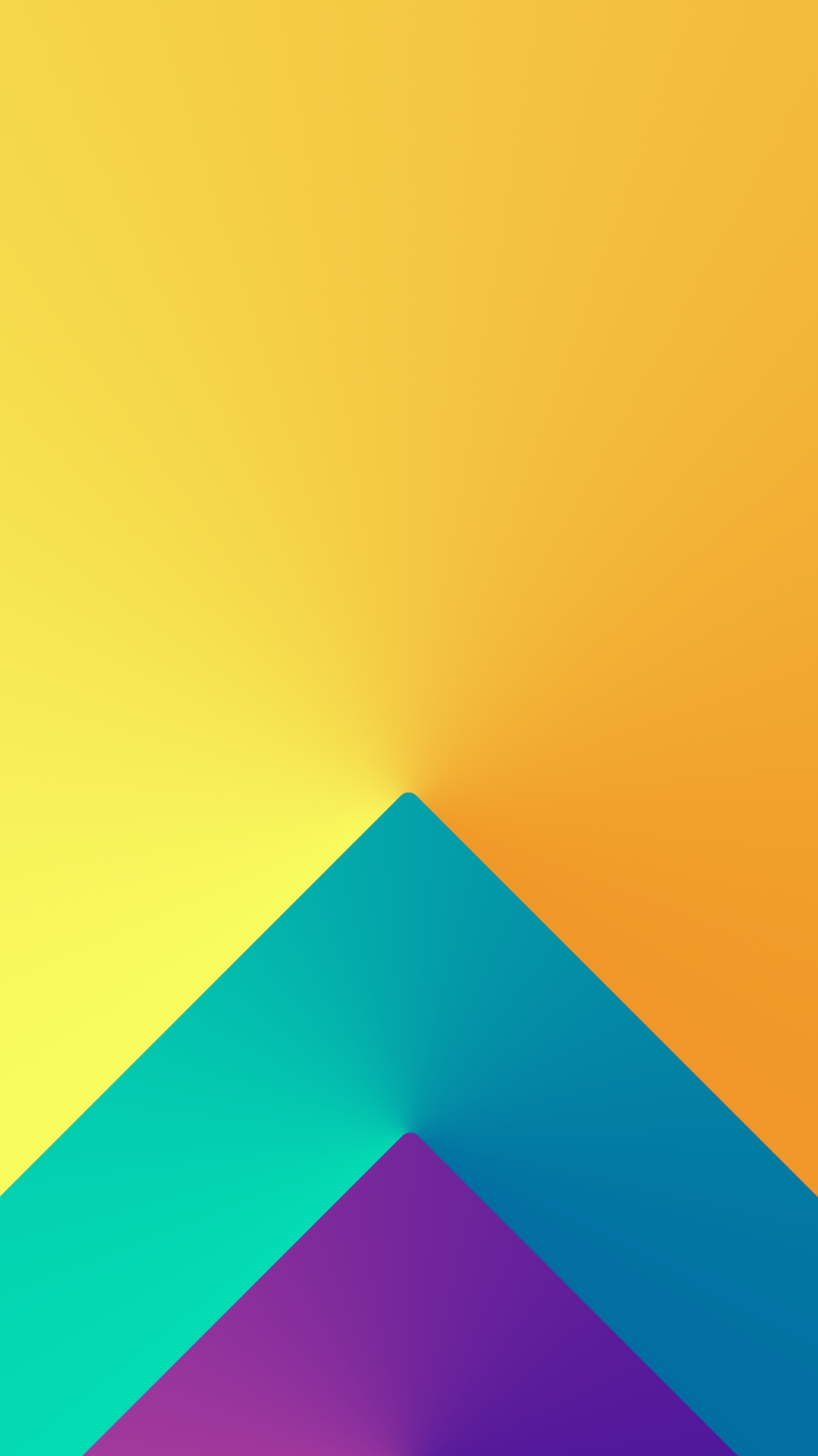 Cute Love You Wallpapers 3d Triangle Colors Iphone Wallpaper Iphone Wallpapers