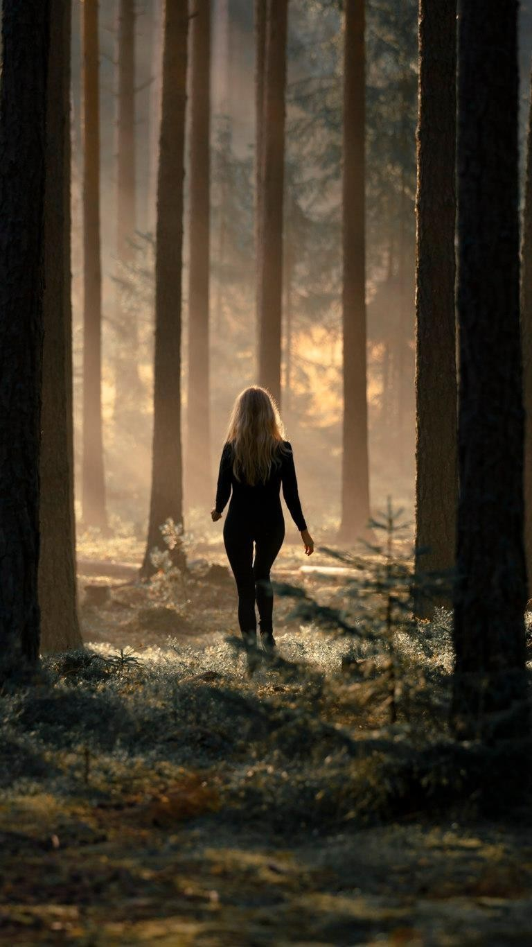 Alone Girl Quotes Wallpapers Alone Girl In Forest Wallpaper Iphone Wallpaper Iphone