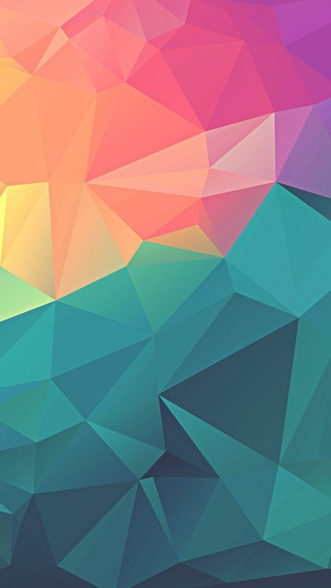Cute Colourful Wallpapers Blue Low Poly Wallpaper Iphone Wallpaper Iphone Wallpapers