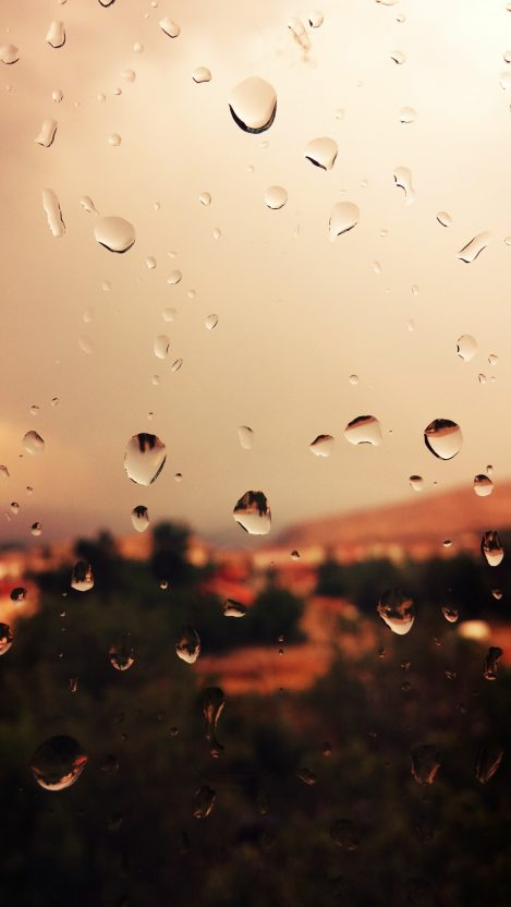 Raindrops Wallpaper Iphone Colourful Dots Iphone Wallpaper Iphone Wallpapers