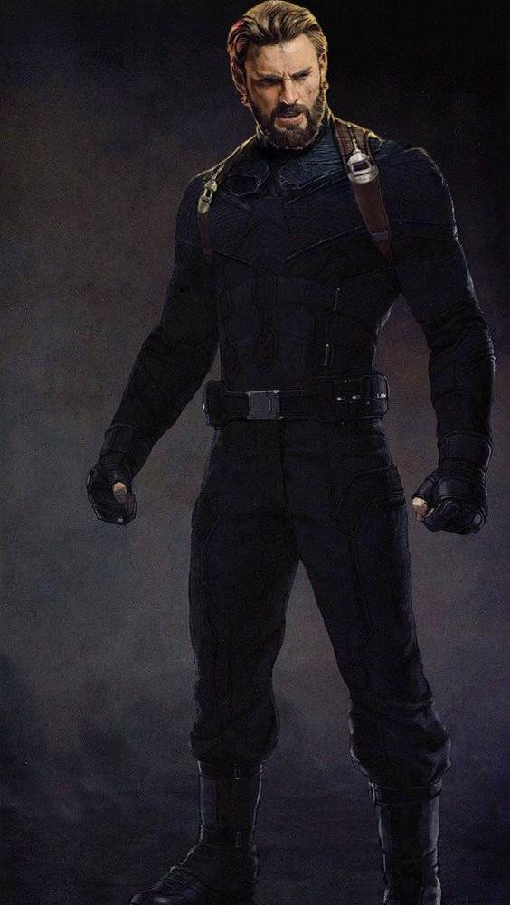 Nomad Iphone X Wallpaper Avengers Infinity War Captain America Iphone Wallpaper