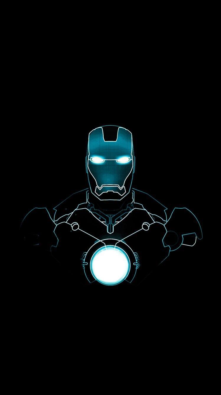 Dark Knight Joker Quotes Wallpaper Hd Iron Man Neon Iphone Wallpaper Iphone Wallpapers