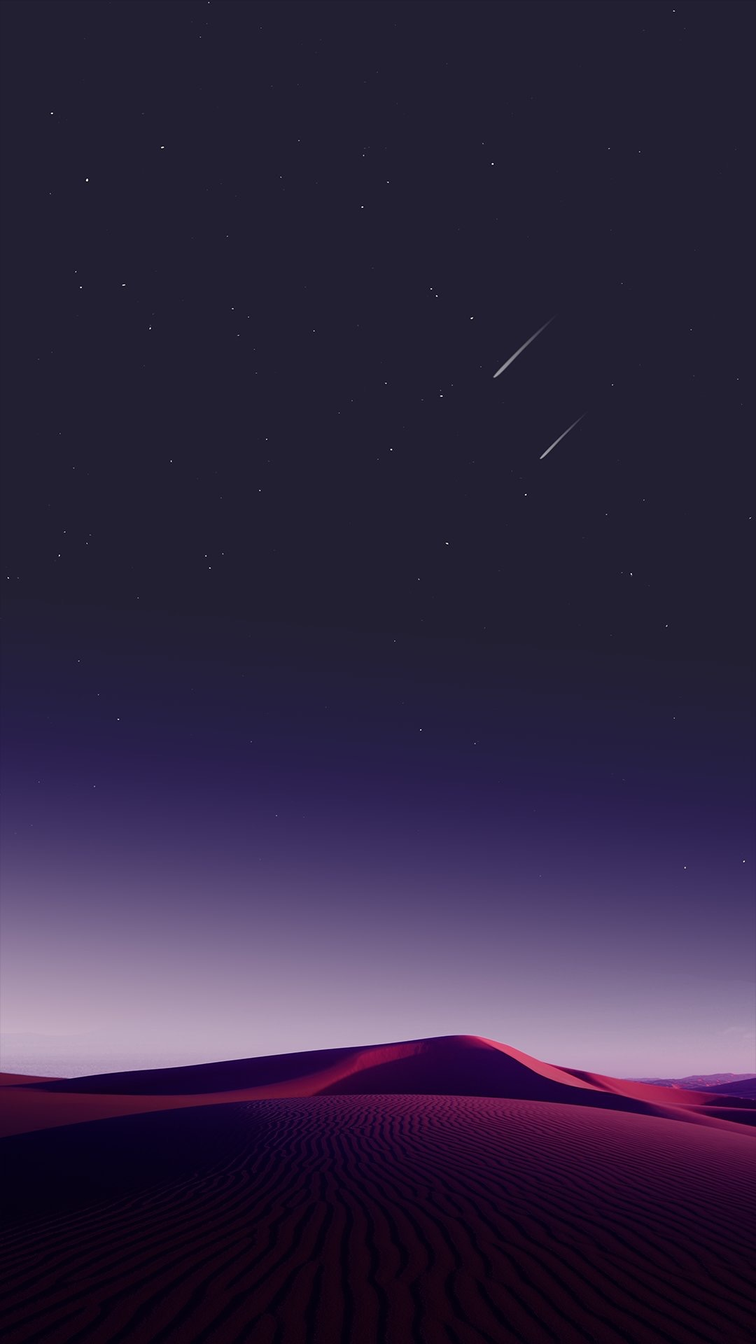 Beautiful Desktop Wallpapers With Quotes Desert Sky Shooting Stars Iphone Wallpaper Iphone Wallpapers