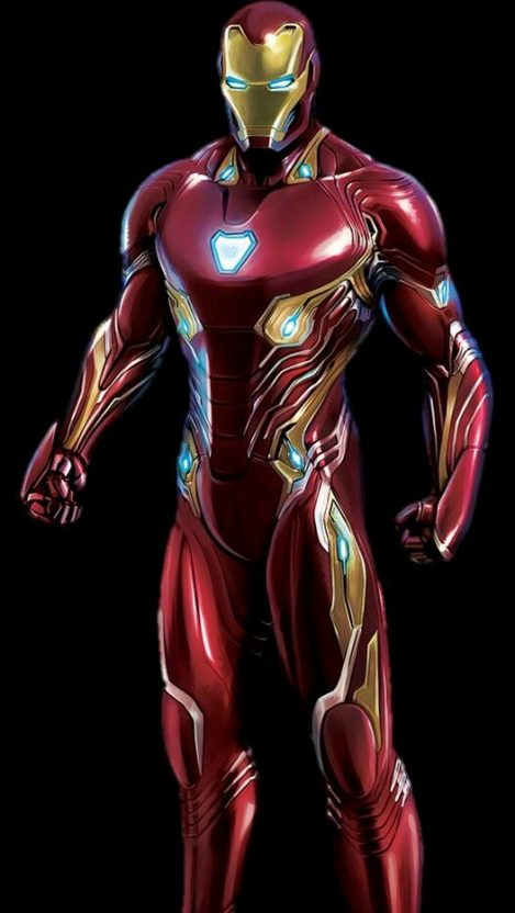 Wallpaper Iron Man Infinity War Hd Joshview Co