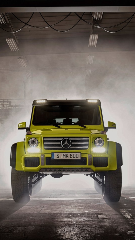 Cute Car Wallpapers Download Mercedes Benz G500 4x4 Front Iphone Wallpaper Iphone