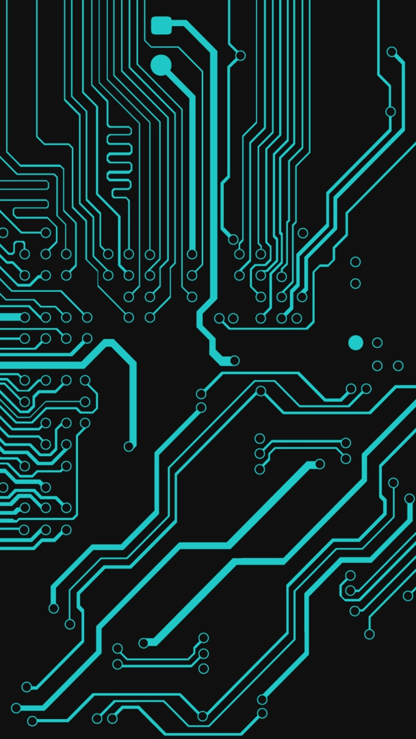 Download 3d Video Wallpaper For Pc Circuit Board Digital Iphone Wallpaper Iphone Wallpapers