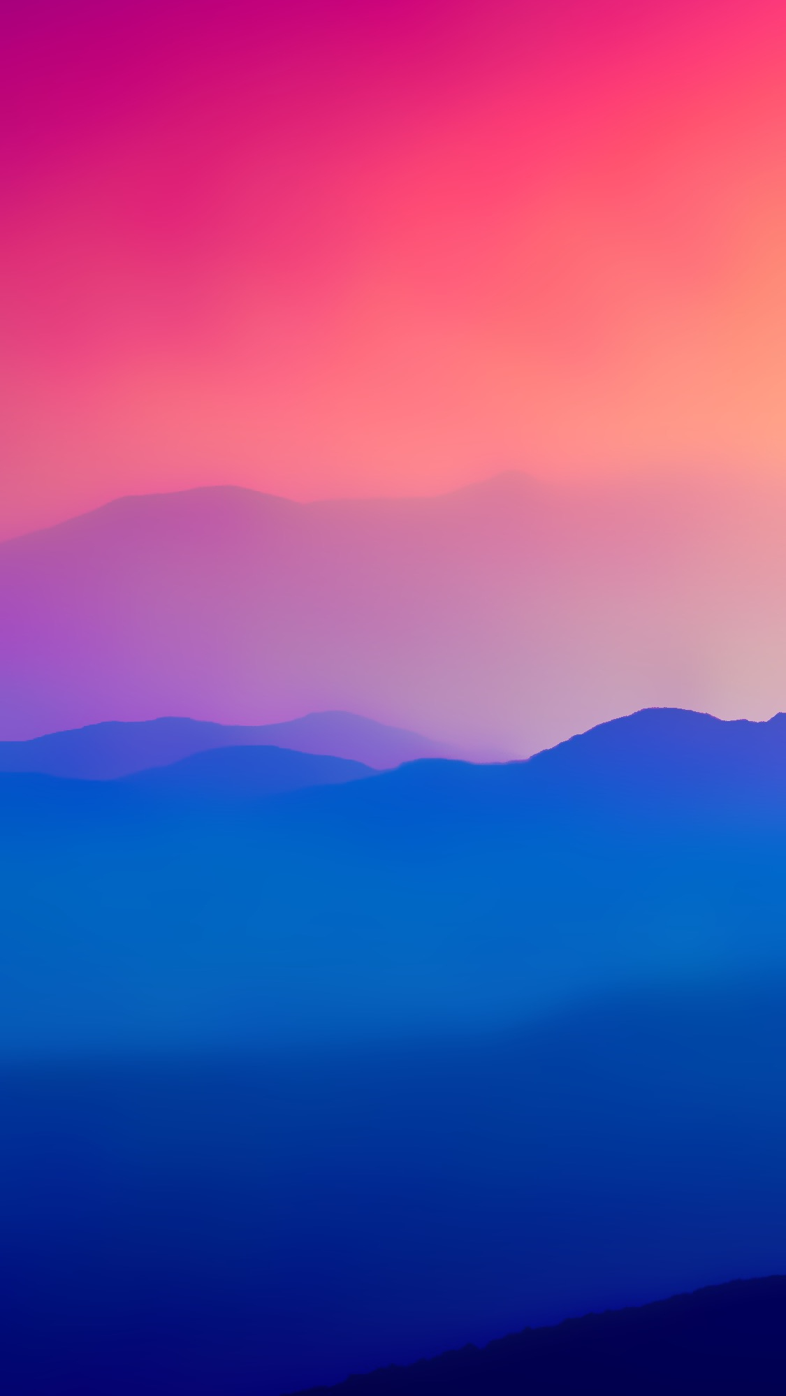 House Quotes Iphone Wallpaper Mist Mountains Colorful Iphone Wallpaper Iphoneswallpapers