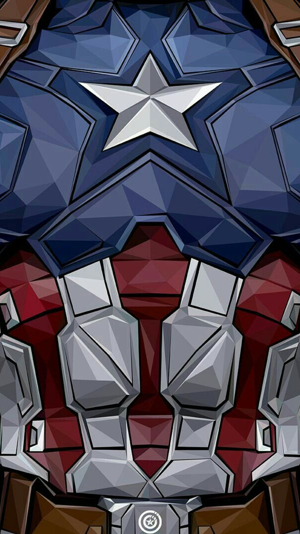 Cute Anime Wallpaper For Phone Captain America Chest Iphone Wallpaper Iphone Wallpapers