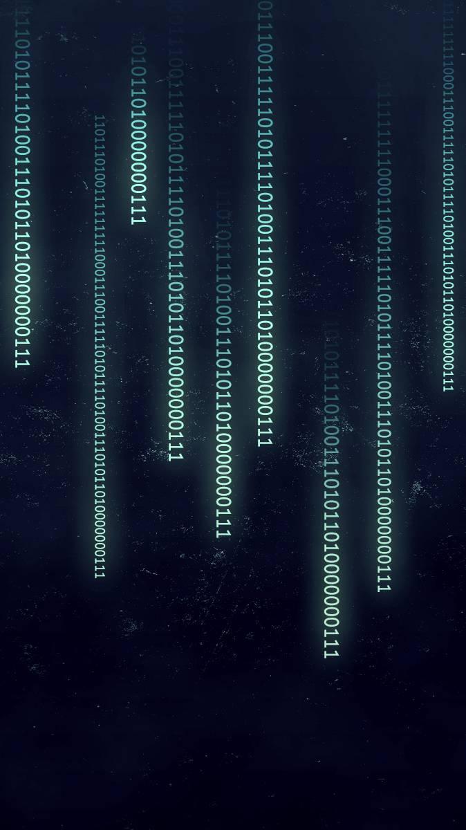 Cute Quotes Wallpapers For Desktop Matrix Code Iphone Wallpaper Iphone Wallpapers
