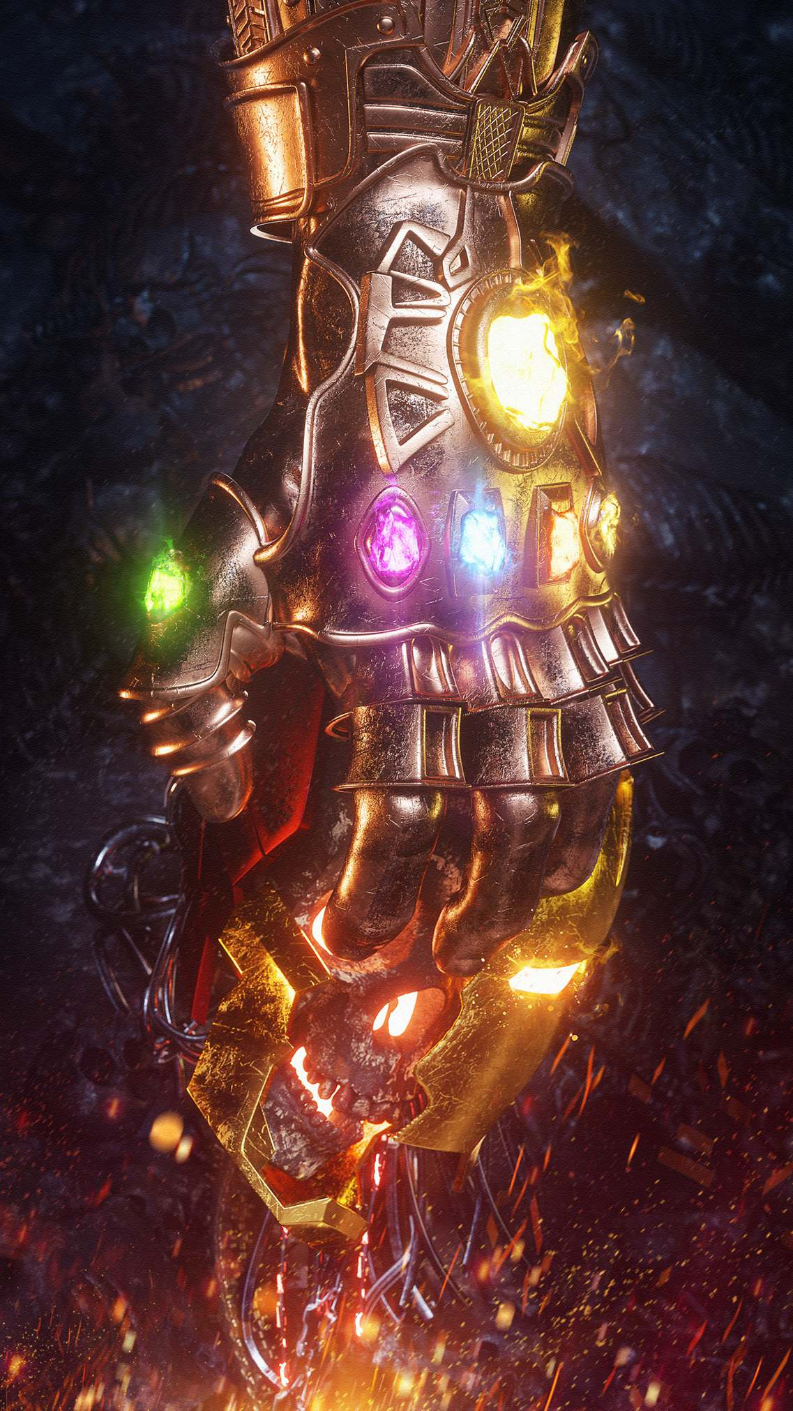 Cute Wallpapers For Girls For Computer The Infinity Gauntlet Thanos Infinity War Iron Man Death