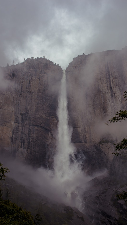 Deadpool Hd Wallpaper Iphone Big Waterfall Nature Mountain Iphone Wallpaper Iphone