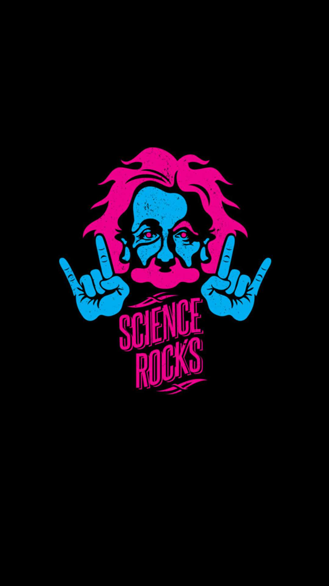 Animal Print Desktop Wallpaper Albert Einstein Science Rocks Minimal Iphone Wallpaper