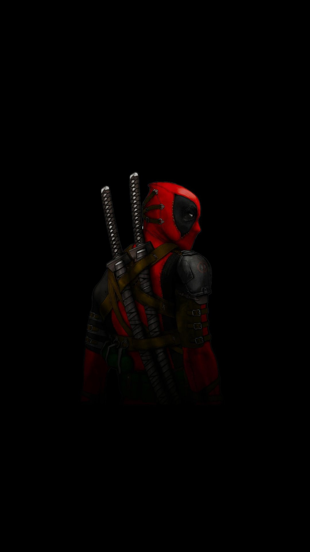 Cute Love Wallpaper For Phones Deadpool Amoled Iphone Wallpaper Iphone Wallpapers