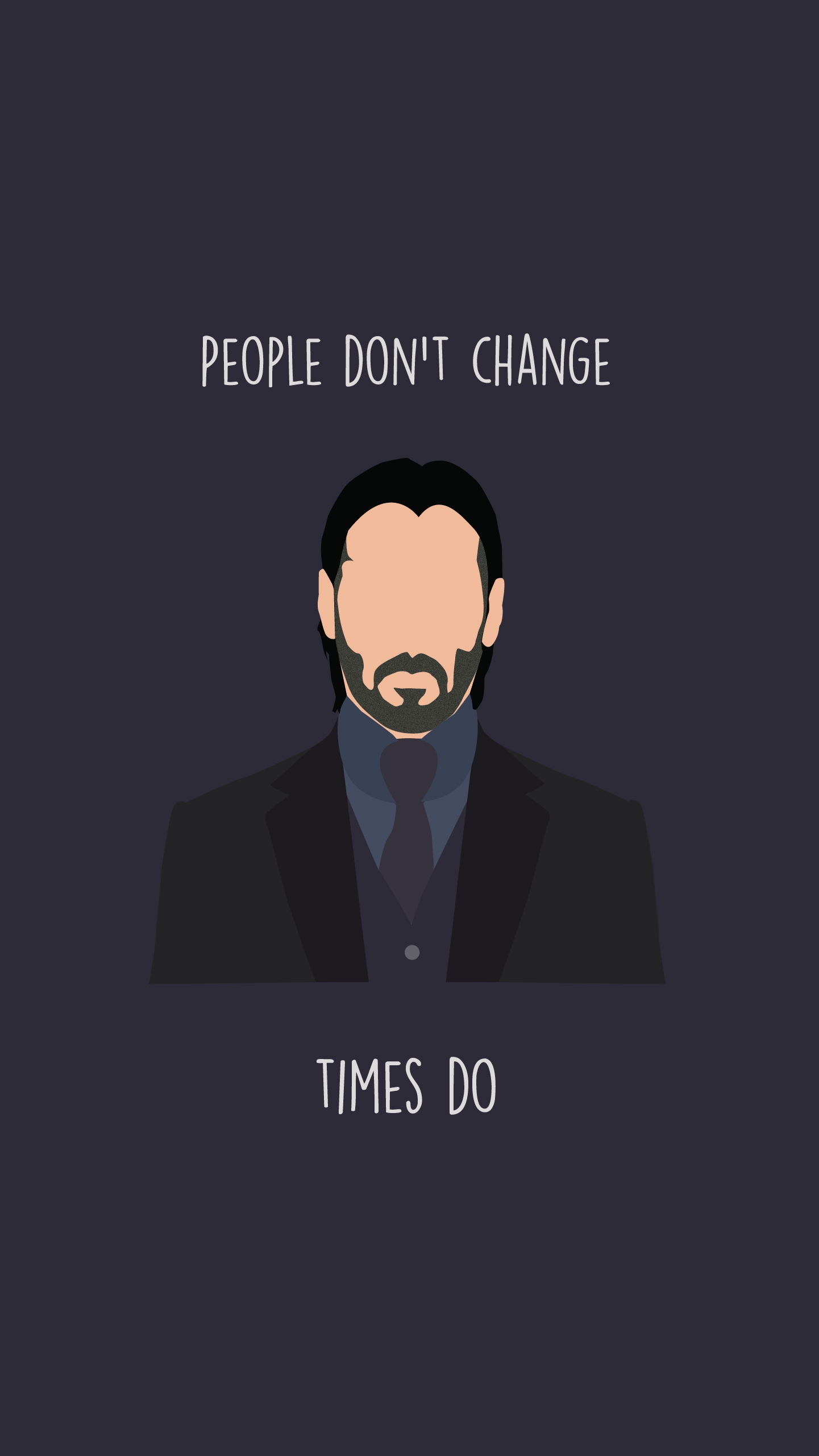 Funny Wallpaper Quotes In Hindi John Wick Quote Iphone Wallpaper Iphone Wallpapers