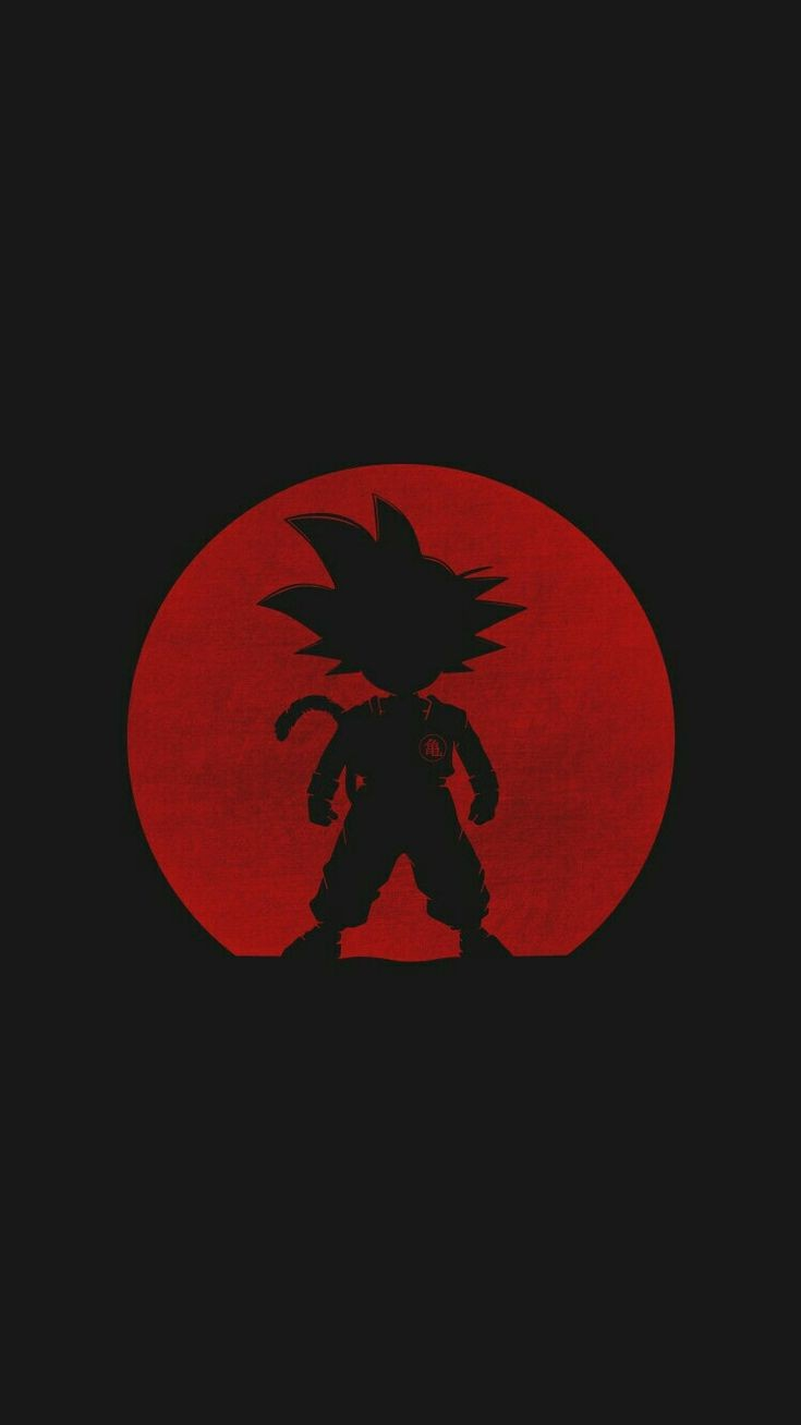 I Love You Quotes With Wallpapers Amoled Goku Son Iphone Wallpaper Iphone Wallpapers