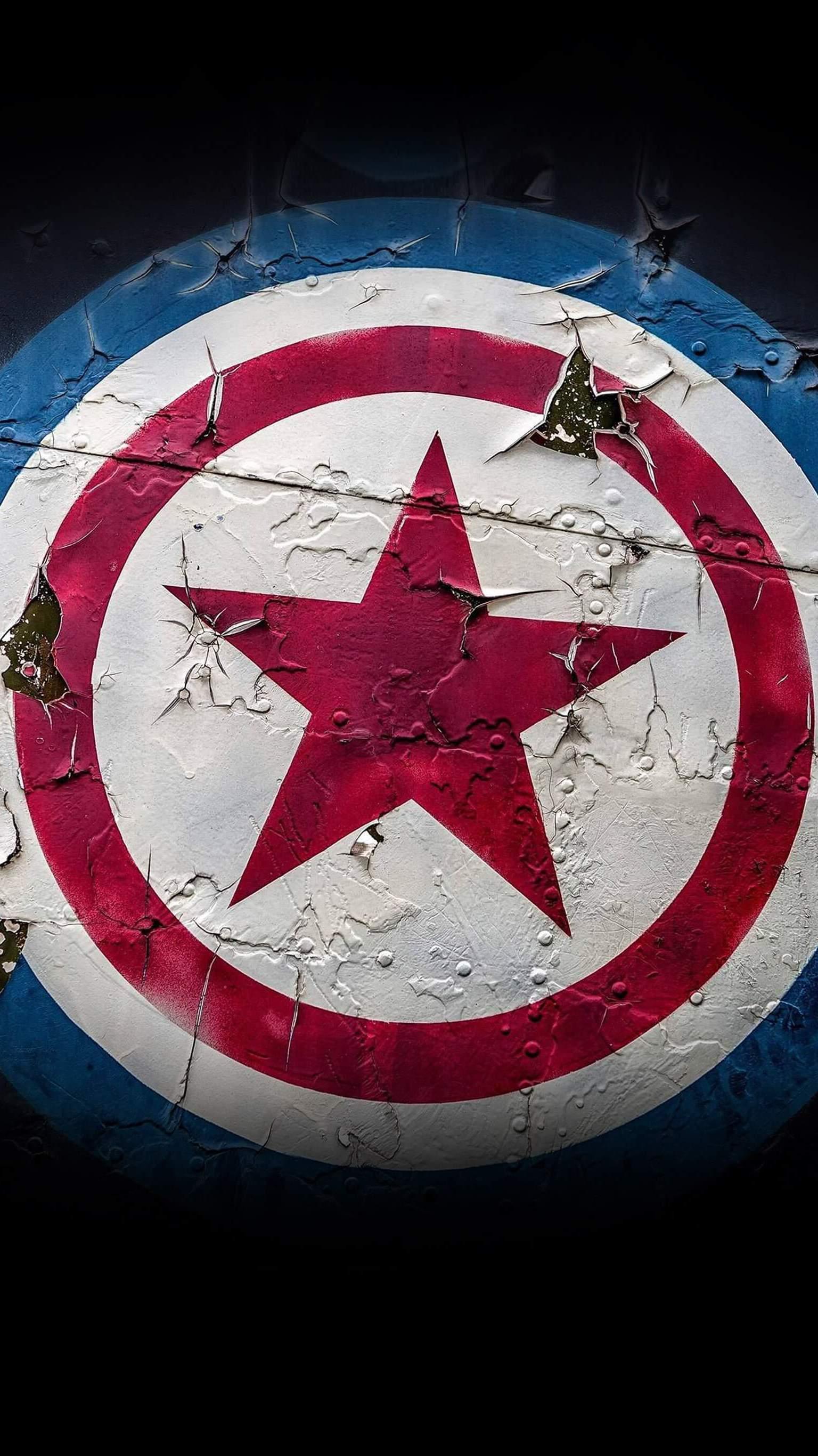 Cute Iphone Christmas Wallpapers Captain America Marvel Hero Iphone Wallpaper Iphone