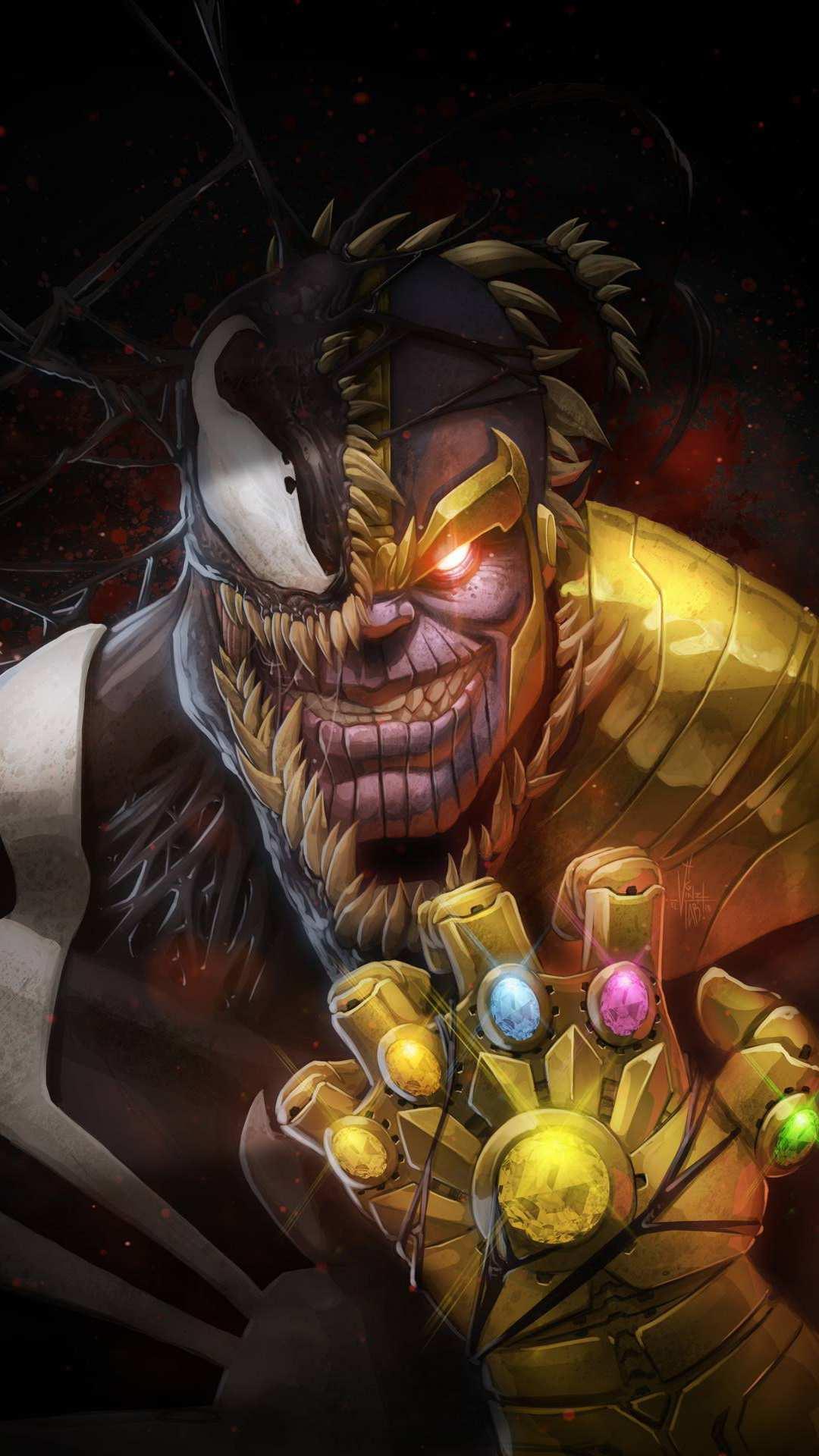 The Avegners Wallpaper Quotes Thanos Vs Venom Iphone Wallpaper Iphone Wallpapers