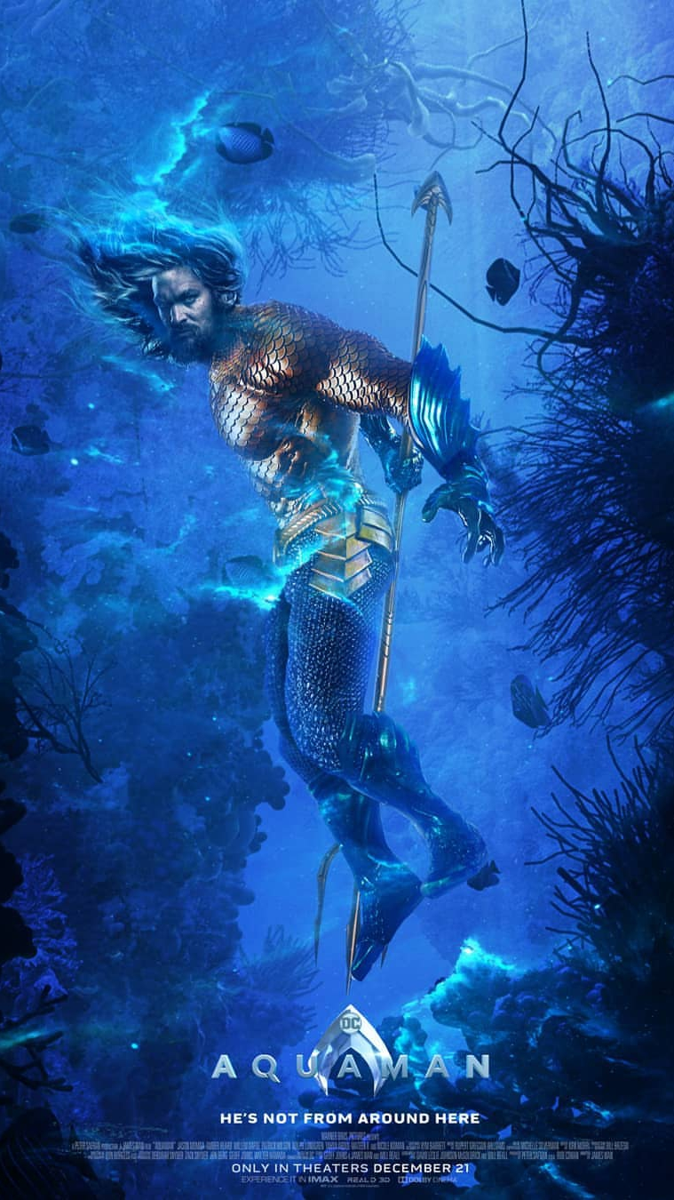 Cute Anime Wallpaper Hd For Iphone Aquaman Underwater Poster Iphone Wallpaper Iphone Wallpapers