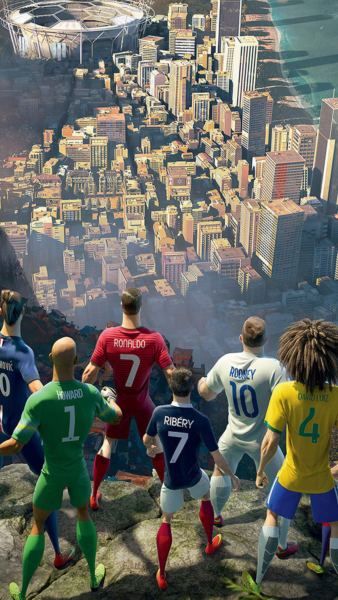 Cute Animal Soccer Wallpaper Pictures Nike Football Game Brazil Iphone Wallpaper Iphone Wallpapers