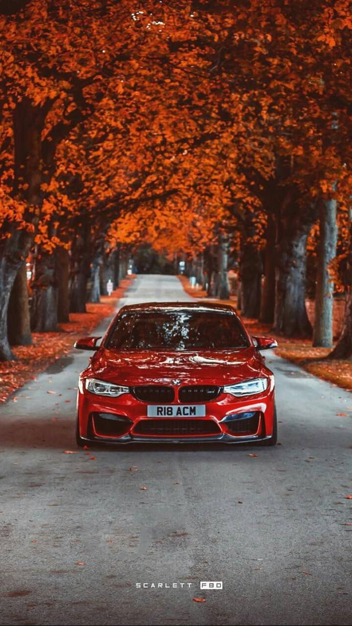 Red Bmw M3 Iphone Wallpaper Iphone Wallpapers