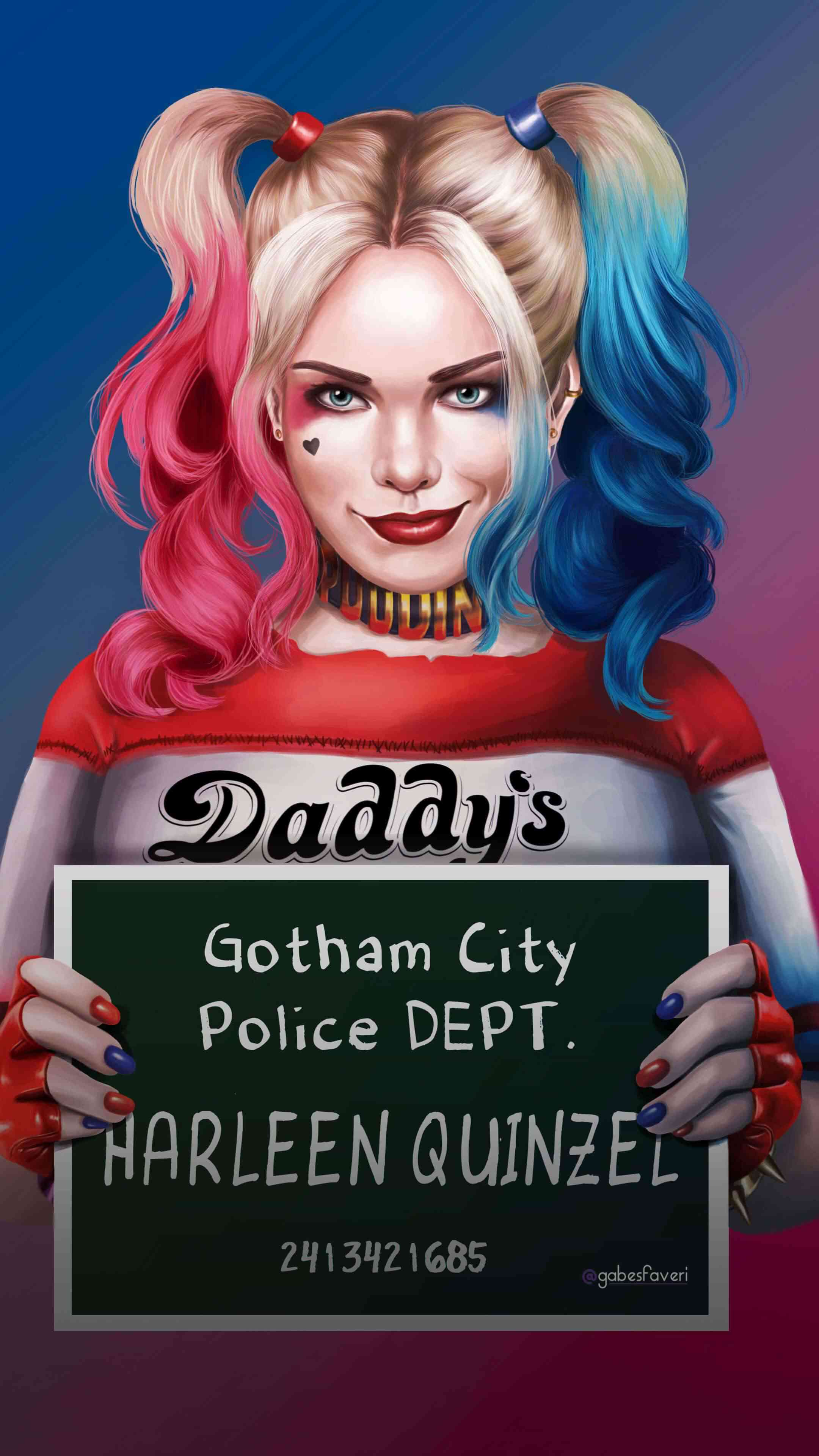 Cute Quotes Wallpapers For Desktop Harley Quinn Hd Iphone Wallpaper Iphone Wallpapers