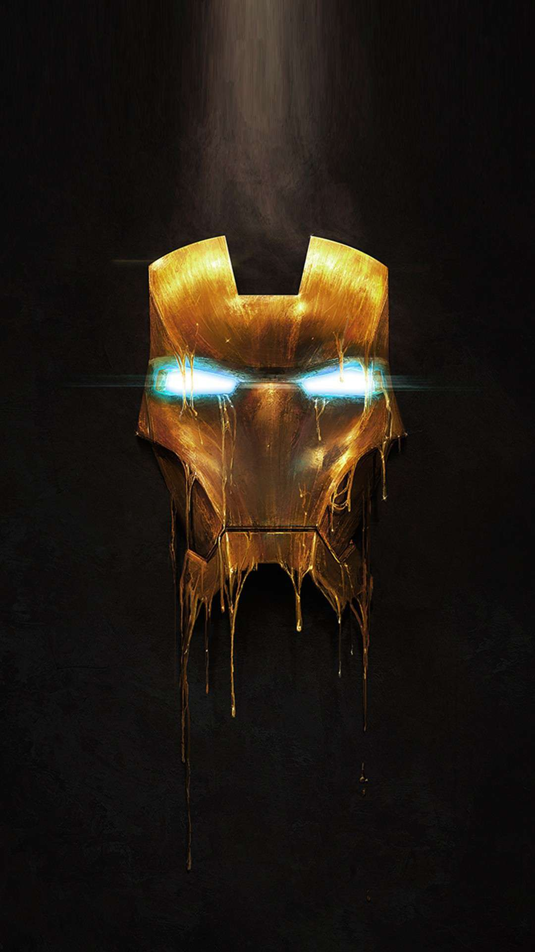 Cute Iron Man Wallpapers Ironman Melting Iphone Wallpaper Iphone Wallpapers