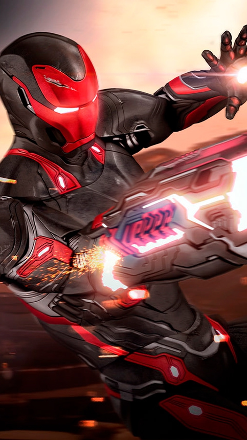 Cute Iphone Wallpapers For Girls Iron Man Nanotech Armor Iphone Wallpaper Iphone Wallpapers