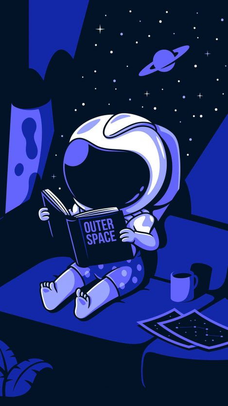 Cute Wallpapers For Desktop With Quotes Outer Space Astronaut Iphone Wallpaper Iphone Wallpapers