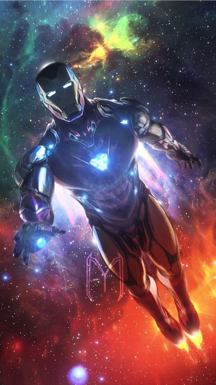 Sports Quotes Wallpapers Hd Avengers Endgame Iron Man Space Armor Iphone Wallpaper