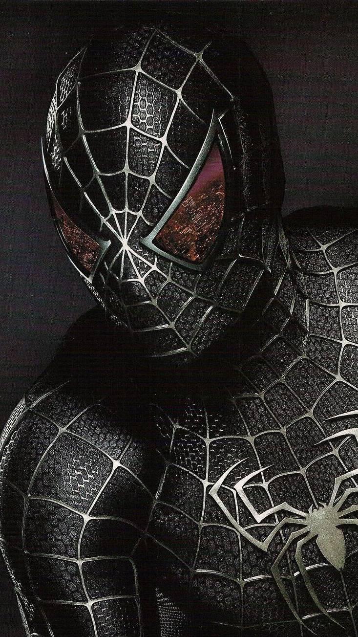 Joker Quotes Iphone Wallpaper Black Spider Man Iphone Wallpaper Iphone Wallpapers