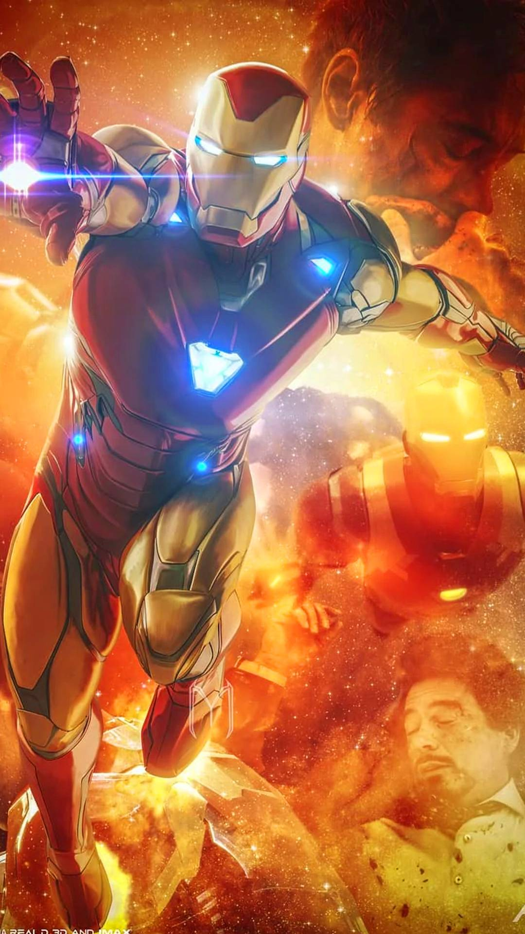 Iphone Wallpapers Com Endgame Iron Man Iphone Wallpaper Iphone Wallpapers