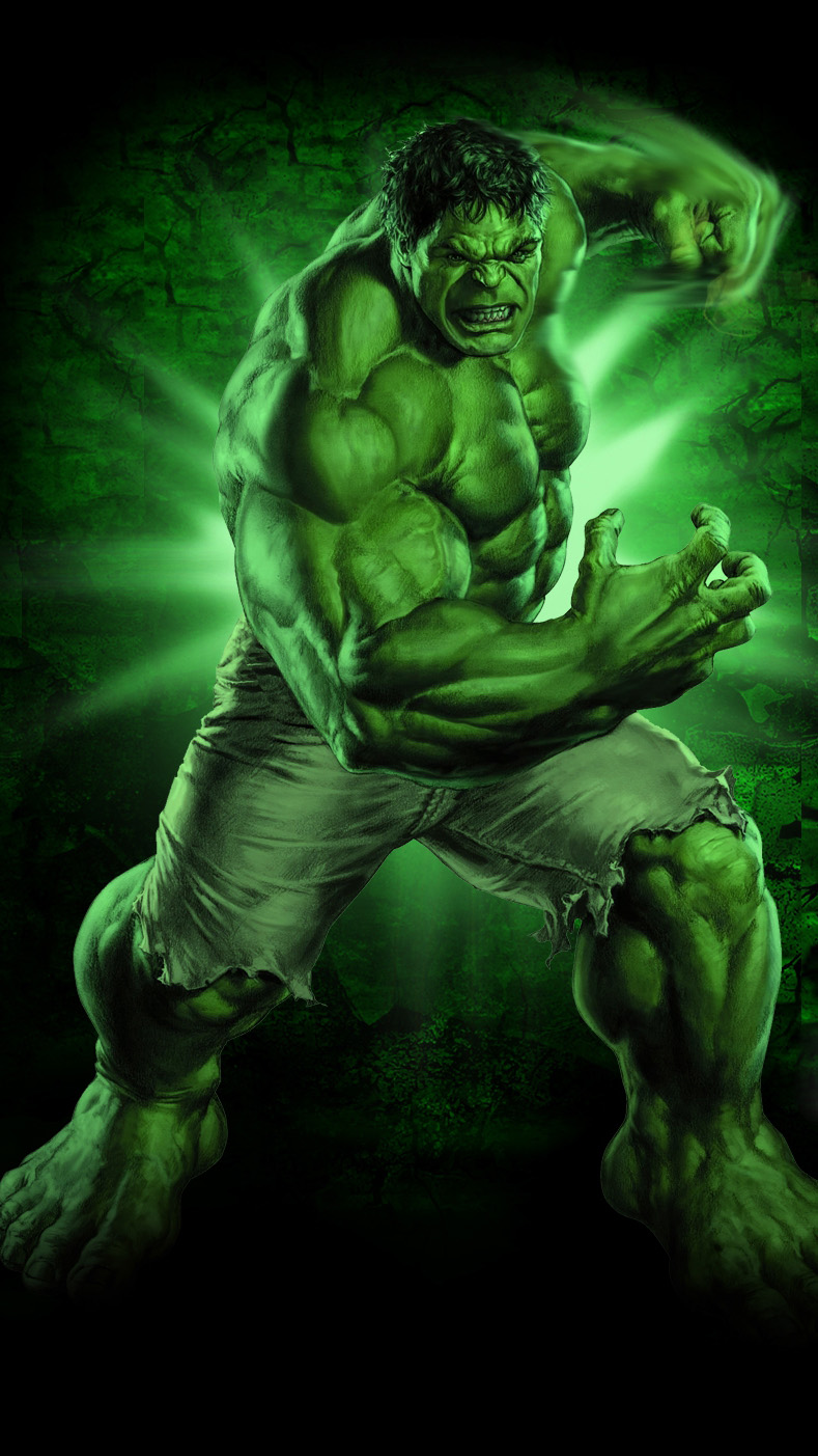 Anime Wallpaper Girls Green Hulk Iphone Wallpaper Iphone Wallpapers