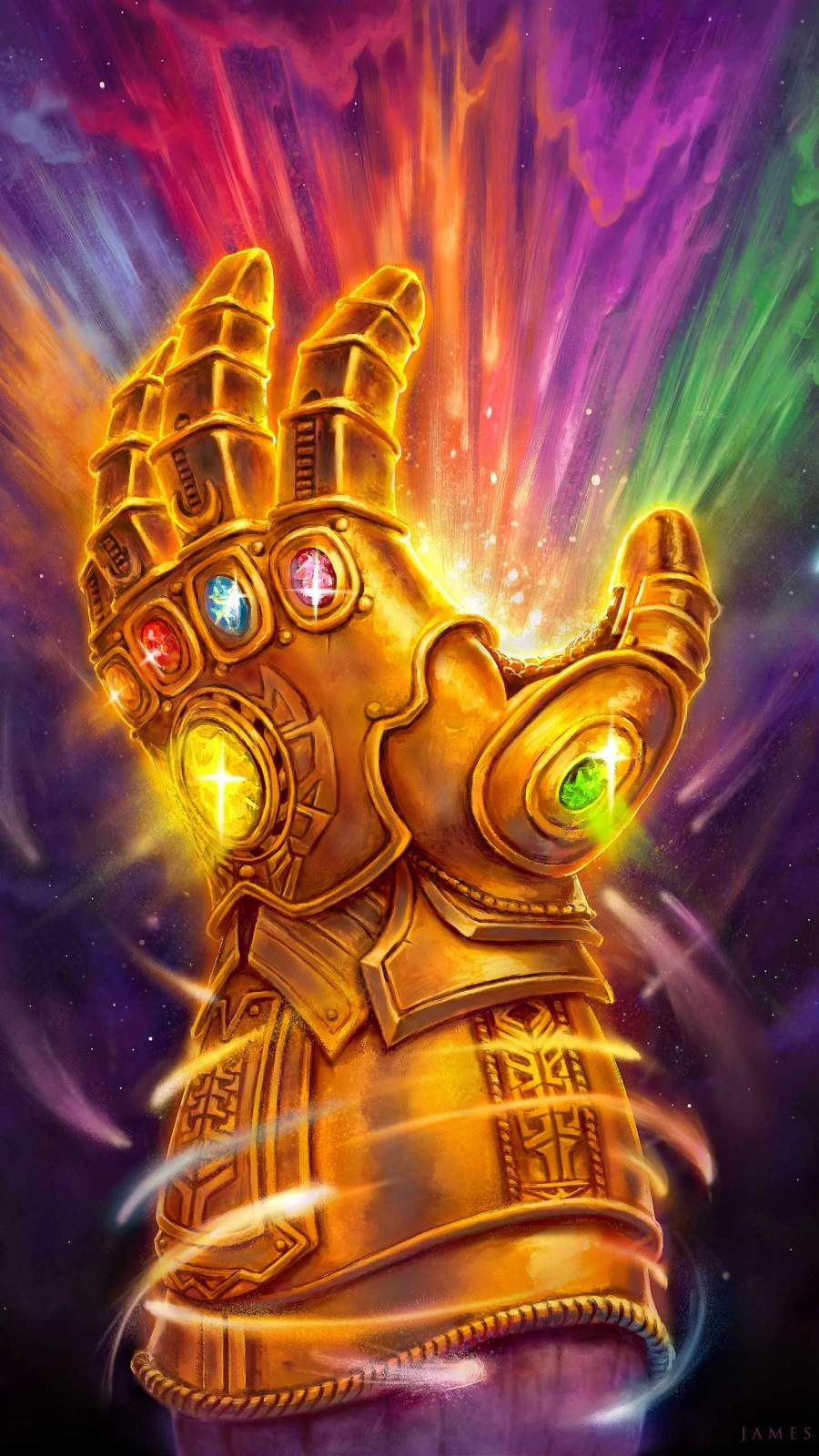 Cute Iphone Wallpapers For Girls Infinity Gauntlet Art Iphone Wallpaper Iphone Wallpapers