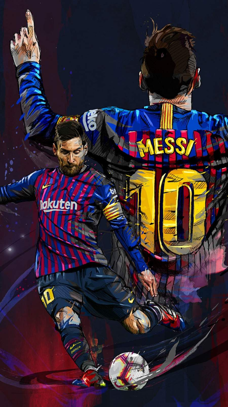 I Love You Quotes With Wallpapers Lionel Messi Art Iphone Wallpaper Iphone Wallpapers