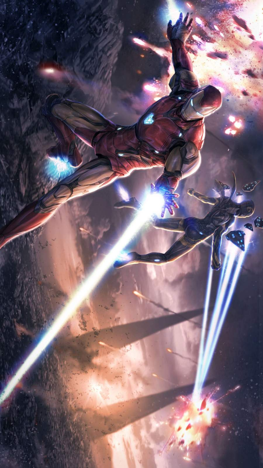 Free Fall Wallpaper For Iphone Iron Man And Pepper Pots Endgame Iphone Wallpaper Iphone