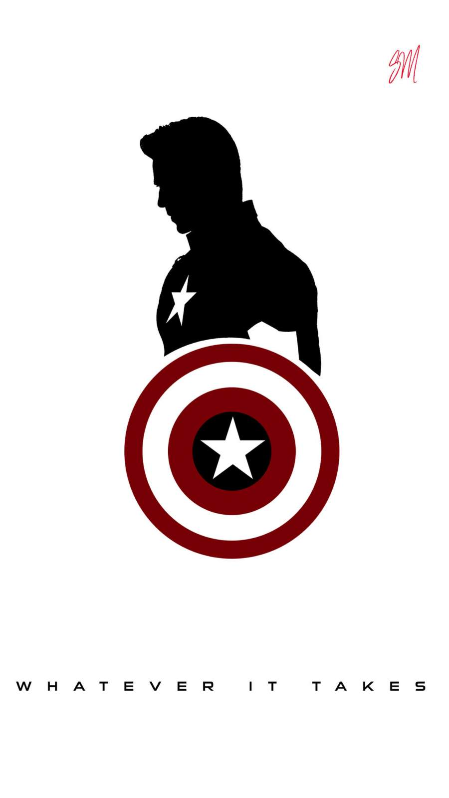Cute Christmas Iphone Wallpapers Whatever It Takes Captain America Iphone Wallpaper