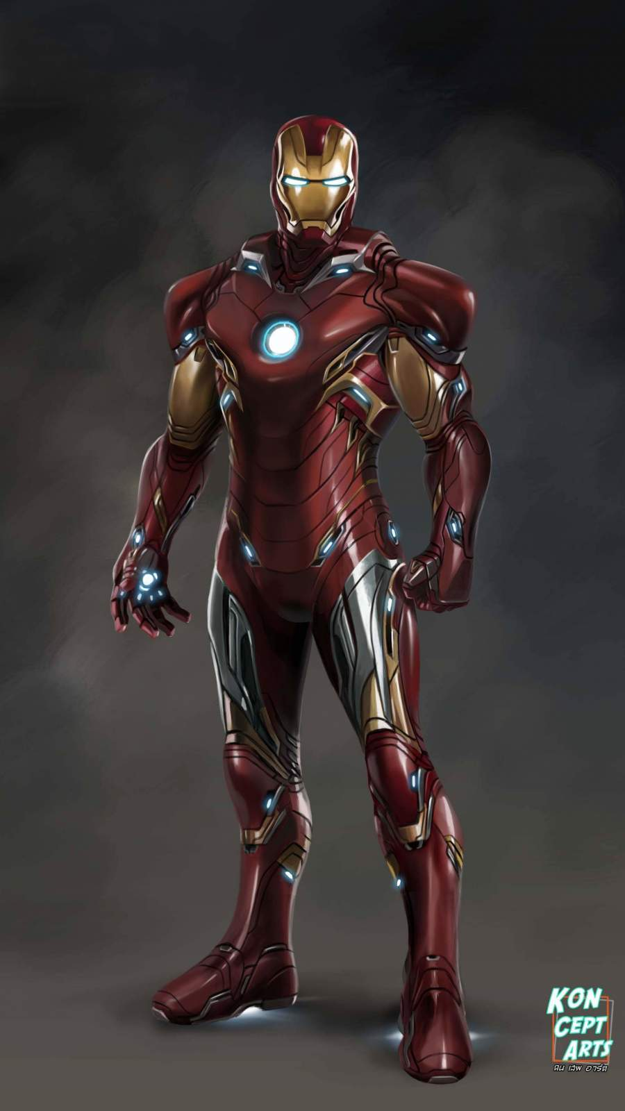 Wallpaper Iphone 6 Iron Man The Iron Man Mk 85 Armor Iphone Wallpaper Iphone Wallpapers