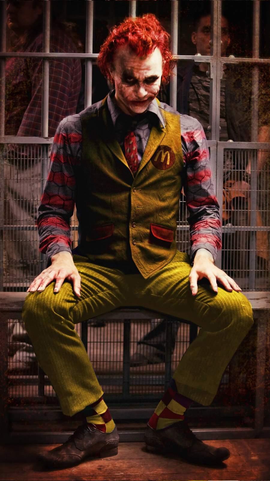 Dark Knight Joker Quotes Wallpaper Hd The Joker Mcdonald Iphone Wallpaper Iphone Wallpapers