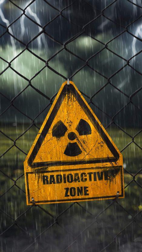 Cyber Girl Wallpaper Radioactive Zone Iphone Wallpaper Iphone Wallpapers